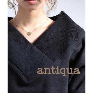 antiqua - 今季★antipuaトップス