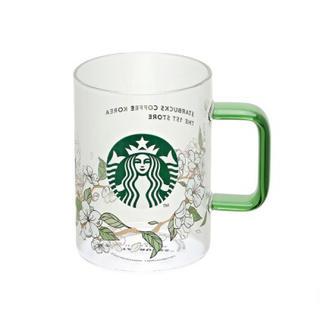 Starbucks Coffee - 再入荷!(海外)韓国スタバ★韓国スタバ第一店舗限定★スタバ1号店ハンドルグラス