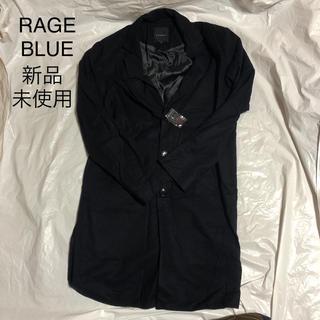 レイジブルー(RAGEBLUE)のレイジブルー コート Mサイズ(チェスターコート)