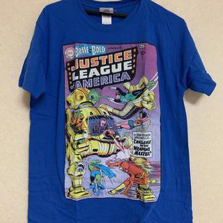 ディーシー(DC)のDC ジャスティスリーグ Tシャツ(Tシャツ/カットソー(半袖/袖なし))