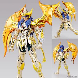BANDAI - 聖闘士聖衣神話EX スコーピオンミロ『 黄金魂 -soul of gold-』