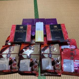 ティーバッグ まとめ売り ほうじ茶 セイロン 紅茶 業務用(茶)