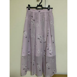 31 Sons de mode 花柄スカート