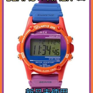ビームス(BEAMS)のBEAMS MEN×TIMEX 別注 ビームス タイメックス 腕時計(腕時計(デジタル))