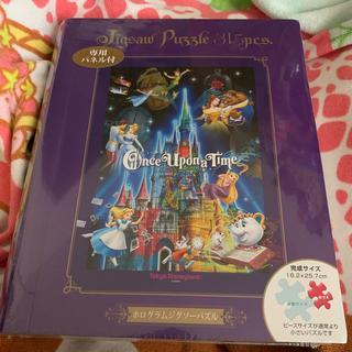 ディズニー(Disney)のディズニー ワンスアポンアタイム パズル 未開封品 レア(その他)