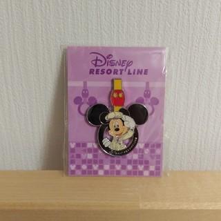 ディズニー(Disney)のディズニーリゾートライン☆非売品ピンバッジ(バッジ/ピンバッジ)