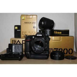 Nikon - ニコン一眼レフカメラD7200