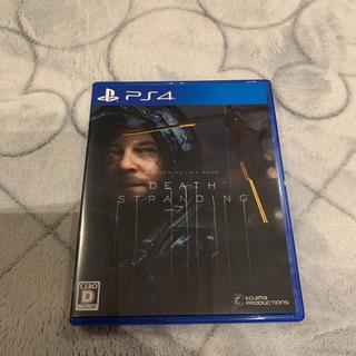 プレイステーション4(PlayStation4)のDEATH STRANDING(デス・ストランディング) PS4(家庭用ゲームソフト)