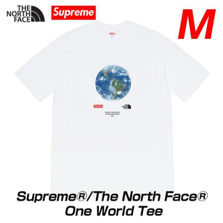 Supreme - M Supreme®/The North Face® One World Tee