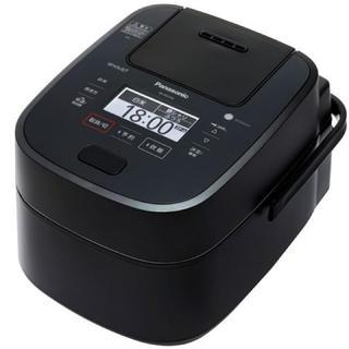 パナソニック(Panasonic)の【新品未使用】SR-VSX109-K   Panasonic炊飯器(炊飯器)