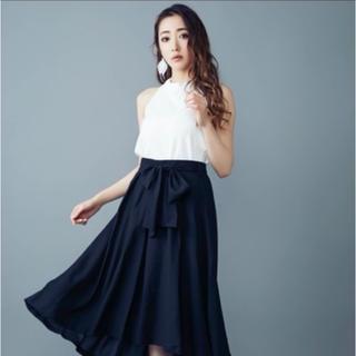 RESEXXY - アシメフレアスカート ブラック RESEXXY