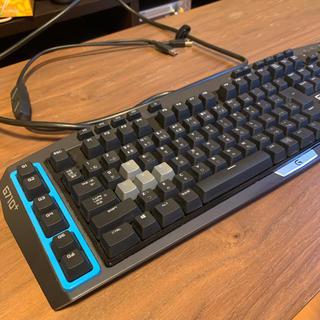 logicool G710+ 青軸 メカニカルキーボード