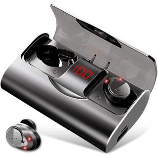 ●得得● イヤホン Bluetooth5.1 完全 ワイヤレス  両耳 自動ペア