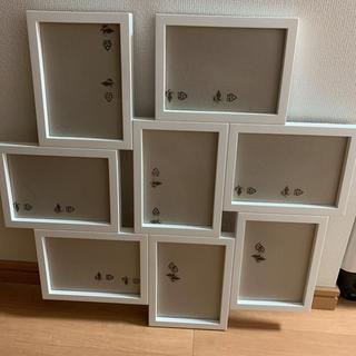イケア(IKEA)のIKEAで買った写真入れ(写真額縁)
