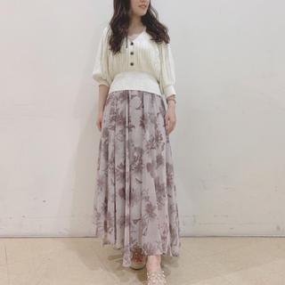 COCO DEAL - ココディール 今季購入 新品 花柄スカート
