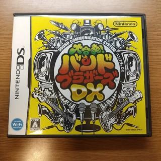 ニンテンドウ(任天堂)の大合奏! バンドブラザーズDX DS(その他)