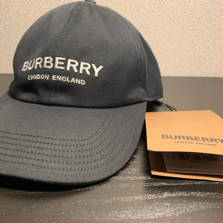 BURBERRY - Burberry キャップ 19ss