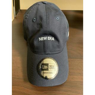 ニューエラー(NEW ERA)のニューエラ  キャップ NEW ERA 9THIRTY ネイビー × ホワイト(キャップ)