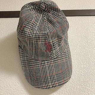 最終お値下げ【新品】U.S.POLO ASSON.キャップ帽(キャップ)