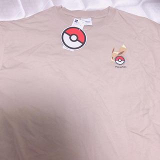 ジーユー(GU)のGU Pokemon Tシャツ(キャラクターグッズ)