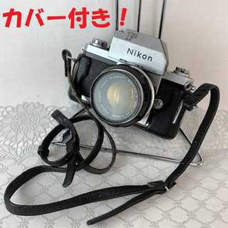 ニコン(Nikon)の❤決算セール❤ 【ニコン】 デジタルカメラ 黒 一眼レフ レザー ジャンク(デジタル一眼)
