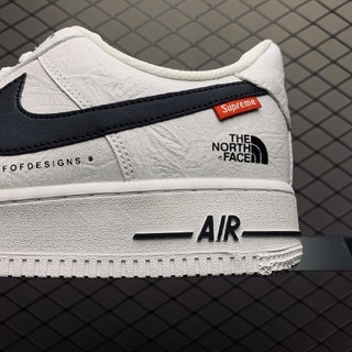 NIKE - 26cm Air force 1 Supreme The North Face