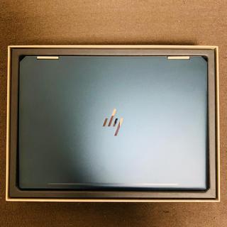 ヒューレットパッカード(HP)のHP Spectre x360 13-ap0041TU プロフェッショナルモデル(ノートPC)