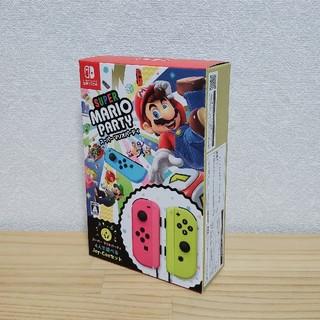 ニンテンドースイッチ(Nintendo Switch)のスーパー マリオパーティ 4人で遊べる Joy-Conセット Switch ①(家庭用ゲームソフト)