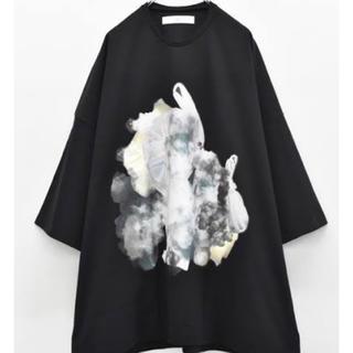 LAD MUSICIAN - バルムング オーバーサイズ Tシャツ