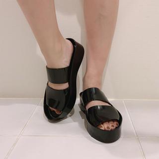 ユナイテッドアローズ(UNITED ARROWS)のmelissa メリッサ/レインシューズ/37(レインブーツ/長靴)