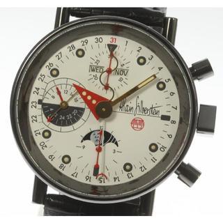 アランシルベスタイン(Alain Silberstein)の【Alain Silberstein】アランシルベスタイン 自動巻き メンズ(腕時計(アナログ))