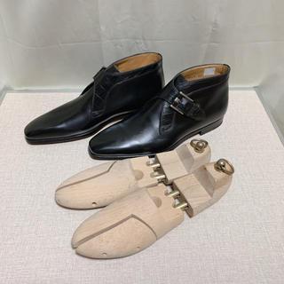 Santoni - マグナーニ アリゲーター ブーツ