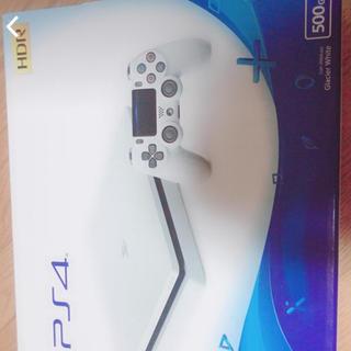 プレイステーション4(PlayStation4)のPS4 slim 500GB(家庭用ゲーム機本体)