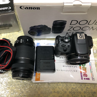 Canon - Canon キャノン EOS Kiss X7 デジタルカメラ レンズセット