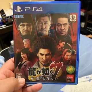 プレイステーション4(PlayStation4)の龍が如く7 光と闇の行方(家庭用ゲームソフト)
