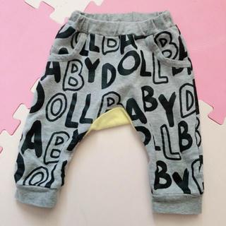 ベビードール(BABYDOLL)のBABYDOLL パンツ 80サイズ(パンツ)