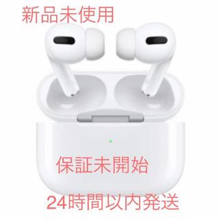 Apple - 新品未開封♡AirPods Pro MWP22J/A