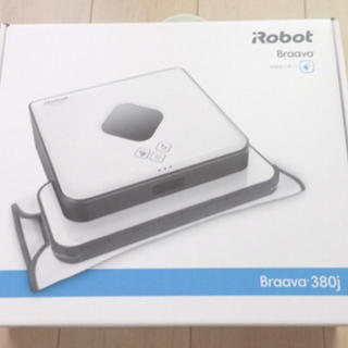 アイロボット(iRobot)のアイロボット ブラーバ 380j  iRobot(その他)