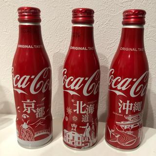 コカコーラ(コカ・コーラ)の限定コカコーラスリムボトル(ソフトドリンク)