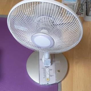 パナソニック(Panasonic)のパナソニック扇風機リモコン付き(扇風機)