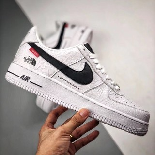 Supreme - 25cm Air force 1 Supreme The North Face