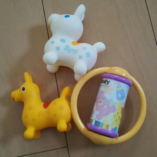 ロディ(Rody)のロディ 赤ちゃんおもちゃ3点セット(がらがら/ラトル)