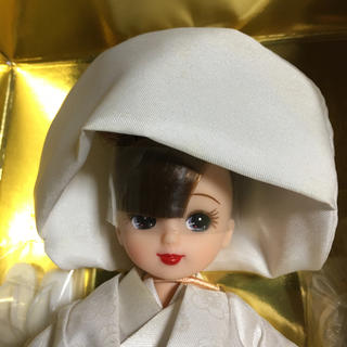 非売品 希少 花嫁リカちゃん タカラ50周年株主記念品