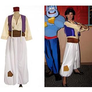 ディズニー(Disney)のアラジン☆コスプレ衣装(衣装一式)