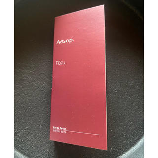 Aesop - 新品未使用 Aesop ローズオードパルファム 2ml サンプル