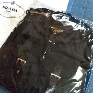 PRADA - 土日セール!PRADAリュック未使用品