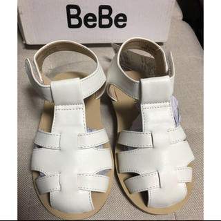 BeBe - bebe  サンダル