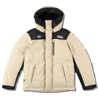 THE NORTH FACE - 【定価以下】WIND AND SEA x FIRST DOWN Lsize