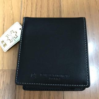 カンサイヤマモト(Kansai Yamamoto)の値下げ‼️KANSAI YAMAMOTO☆本革 二つ折り財布/父の日にも(折り財布)