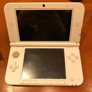 ニンテンドー3DS - Nintendo 3DS  LL 本体 ホワイト★付属品付き